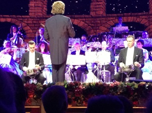 Glen & Marcel Falize, and Andre Rieu