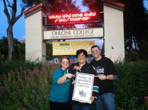 Claiming Ohlone College as Sharks Playoffs Territory